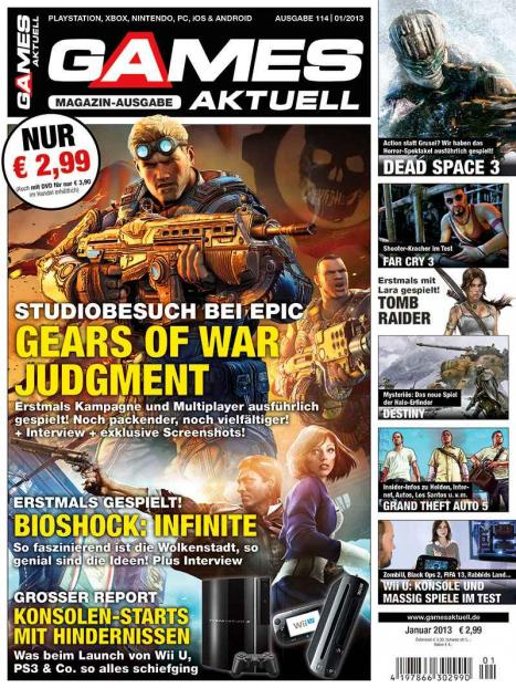 Games Aktuell Digital-Upgrade-Abo
